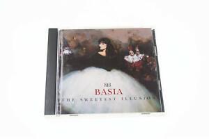 BASIA THE SWEETEST ILLUSION ESCA 6000 JAPAN CD A10084