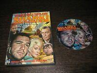 Shark! Arme De Deux DVD Burt Reynolds Arthur Kennedy Silvia Pinal