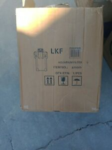 Lkf  XF0005 525Gph Aquarium Filter