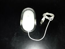 Apple M5769 Wired Optical USB Mouse White/Clear