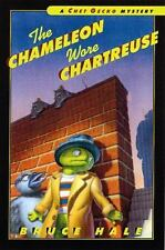 Chet Gecko: The Chameleon Wore Chartreuse 1 by Bruce Hale (2001, Paperback, Rear
