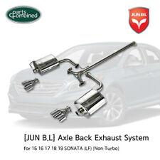 Axle Back Exhaust 15 16 17 18 19 SONATA (LF) 2.0 & 2.4 N/A - non turbo [JUN B.L]
