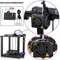 Für BMG Dual Gear Extruder Creality Ender-5 3D Printer Direct Drive Plate Kits
