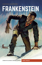 Classics Illustrated Hardback Frankenstein (Mary Shelley) (Brand New)