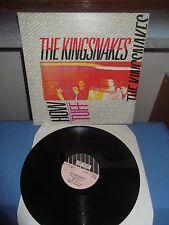 """The Kingsnakes """"How Tuff"""" 12"""" NEW ROSE FRANCE 1983"""