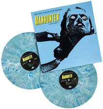 Various Manhunter Soundtrack Vinyl LP X 2 Captiva Blue 2018 Waxwork IN STOCK NOW