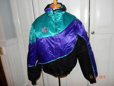 Vintage Articat Articwear Womens Snowmobile Coat sz. M Purple Teal EUC!!!