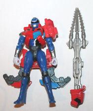 """Bandai Power Rangers SPD Original 6"""" Blue Ranger Battleized Basic Figure #2"""