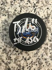 Brayden Point Signed Autographed 2018 NHL AllStar Official Game Puck 1st ASG COA