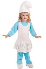 Brand New The Smurfs Smurfette Toddler Costume