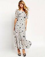 SISTER JANE Galaxy Maxi Dress Star Print Size L RRP $152 BNWT