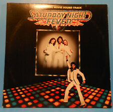 SATURDAY NIGHT FEVER SOUNDTRACK 2XLP 1977 ORIGINAL GREAT CONDITION! VG+/VG++!!D