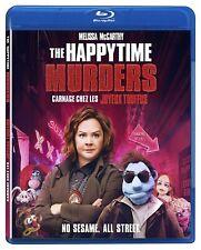 The Happytime Murders (Blu-Ray + DVD) Melissa McCarthy NEW