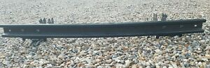 FORD TRANSIT CUSTOM REAR BUMPER  IRON  2012> (without brackets)
