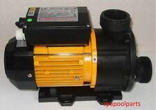 50Hz/ 0.5HP LX TDA50 hot tub pump & spa pump & Bathtub pump, with 230v 0.375KW
