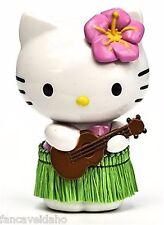 Hello Kitty Hula Dancer Girl Dash Mount Car Dashboard Auto Ornament