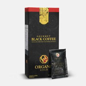 1 box Organo Gold Black Coffee With Ganoderma Lucidum - FREE EXPRESS SHIPPING