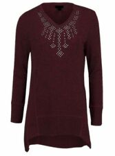 Polyester Winter Medium Knit Women's Jumpers & Cardigans