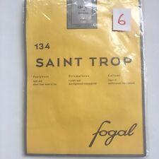 Fogal 134 Saint Trop M Pantyhose 134 Castagno Switzerland NEW NOS