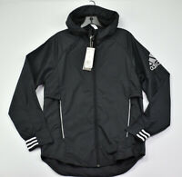 Adidas Men's ID Woven Shell Jacket CV3266 Black/White