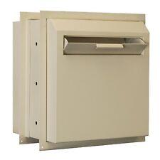 PROTEX Drop Box Safe Through-The-Wall Key Lock WARRANTY WDD-180