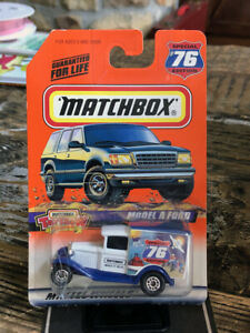 Matchbox Superfast #76 (#38) Ford Model A Van Hershey Toy Show SPECIAL Ed. 1/64