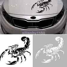 Fashion 3D Scorpion Car Bumper Stickers Vinyl Decal Sticker Scratch Cover