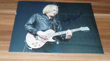 Scott Gorham Thin Lizzy, Original Signed Photo Photo in 20x25 cm (