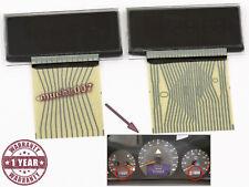 2 x  VISUALIZZAZIONE PARA MERCEDES C E CLK SLK STRUMENTO COMBINATO LCD DISPLAY