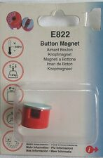 ALNICO V E-822 BUTTON MAGNETS with 4# holding capacity