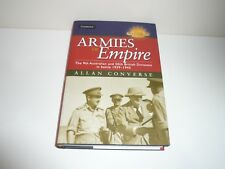 ARMIES OF EMPIRE THE 9th AUSTRALIAN & 50th BRITISH DIVISIONS IN BATTLE 1939-1945