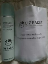 Liz Earle Cleanse and Polish Hot Cloth Cleanser & 2 X Muslin Cloths 100ml NEW