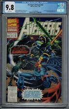 CGC 9.8 AVENGERS ANNUAL #22 1ST APPEARANCE OF BLOODWRAITH BLACK KNIGHT APPEARS