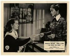 Too Much Too Soon Original Lobby Card Dorothy Malone Neva Patterson 1958