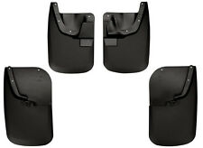 HUSKY LINERS Mud Flap Guards 11-15 FORD F250 F350 w/ NO Flares (FRONT & REAR)