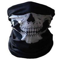 Skull Scarf or Balaclava Hood Warm Winter Ski Motorcycle Full Face Mask Bike BMX