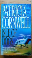 ISLE OF DOGS - Patricia Cornwell - Fiction/Crime  Paperback 2002 - englisch