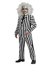 "Beetlejuice Mens Costume Style 2, Standard, CHEST 44"",WAIST 30 - 34"", INSEAM 33"""