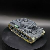 Painted 28mm Bolt Action German Panzer III #2(Handmade)Perfect For Wargaming ww2