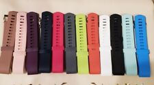 12 Pack Silicone Band Replacement For Fitbit Charge 2 Clasp Multi Color