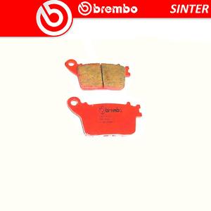 Pastillas Freno BREMBO Sinter Traseros Para Suzuki GSX-R 1000 De 2009>2011