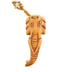 Anhänger Elefant Ashanti Stammes- Art Afrikanisch Art Stammes- 782