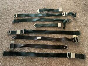 Piper seat belts