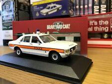 Police Car Series 1/43  Ford Granada (GB)