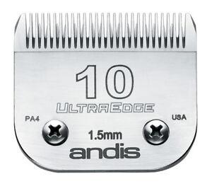 Andis 64071 UltraEdge Detachable Blade Size 10 Brand New