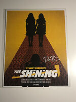 BAM BOX LIMITED EDITION HORROR EXCLUSIVE THE SHINING 8x10 WITH C.O.A