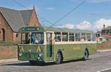 BUS PHOTO, AYR AA MOTOR SERVICES PHOTOGRAPH PICTURE, LEYLAND LEOPARD