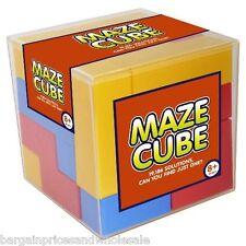 Jeu 3D Maze Cube Puzzle Mind Game Heures De Divertissement Famille dur jeu
