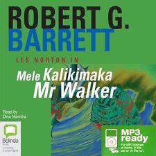 Robert G. BARRETT / MELE KALIKIMAKA MR WALKER         [ Audiobook ]