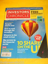 INVESTORS CHRONICLE - BEST WAYS INTO INDIA - MAY 29 2009